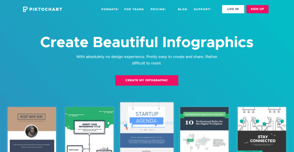 10 Best Infographic Maker Tools in 2019 That Require Zero